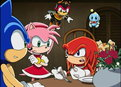 Sonic X: (Dub) Hedgehog Hunt