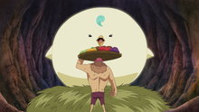 One Piece 454: (Sub) The Friends' Whereabouts! the Chick of a Giant Bird and a Pink Showdown!