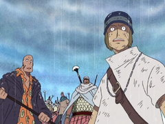 (Sub) I Will Surpass You! Rain Falls in Alabasta! image