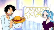One Piece 128: (Sub) The Pirates' Banquet and Operation Escape from Alabasta!