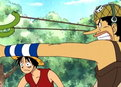 One Piece: (Sub) Zenny of the Island of Goats and the Pirate Ship in the Mountains!