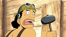 One Piece 136: Zenny of the Island of Goats and the Pirate Ship in the Mountains!