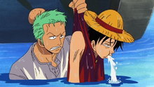 One Piece 138: (Dub) Whereabouts of the Island Treasure! Attack of the Zenny Pirates!