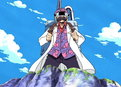 One Piece: (Sub) Legend of the Rainbow Mist! Old Man Henzo of Luluka Island!