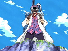 (Sub) Legend of the Rainbow Mist! Old Man Henzo of Luluka Island! Image