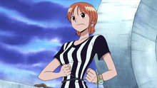 One Piece 142: (Dub) An Inevitable Melee! Wetton's Schemes and the Rainbow Tower!
