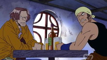 One Piece 146: (Dub) Quit Dreaming! Mock Town, the Town of Ridicule!