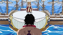 One Piece 462: The Force That Could Destroy the World! the Power of the Tremor-Tremor Fruit!