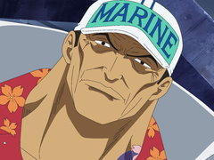 (Sub) An All-Encompassing Inferno!! Admiral Akainu's Power! image