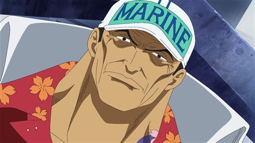 (Sub) An All-Encompassing Inferno!! Admiral Akainu's Power!