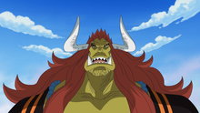 One Piece 464: (Sub) A Descendant of the Beast! Little Oars Jr. Full Speed Ahead!