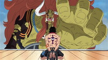 One Piece 465: (Sub) Justice for the Winners! Sengoku's Strategy in Action!