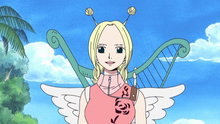 One Piece 154: (Dub) Godland, Skypiea! Angels On a Beach of Clouds!