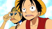 One Piece 153: (Dub) Sail the White Sea! the Sky Knight and the Gate in the Clouds!