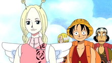 One Piece 158: (Dub) A Trap On Lovely Street! the Almighty Eneru!