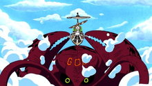 One Piece 159: (Dub) Onward, Crow! to the Sacrificial Altar!