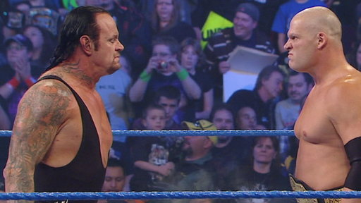 The Undertaker Attacks Kane Before Their Buried Alive Match at WWE Bragging Rights