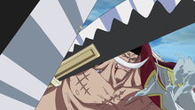 One Piece 473: (Sub) The Encircling Walls Activated! the Whitebeard Pirates Backed Into a Corner!