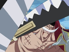 (Sub) The Encircling Walls Activated! the Whitebeard Pirates Backed Into a Corner! image