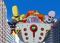 Sonic X: (Sub) The Ridiculous Epic Spy Battle