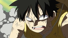 One Piece 476: (Sub) Luffy at the End of His Tether! an All-out Battle at the Oris Plaza!