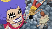 One Piece 477: (Sub) The Power That Will Shorten One's Life! Energy Hormone, Redux!