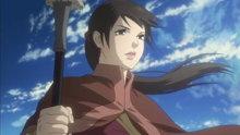 Moribito: Guardian of the Spirit 1: Balsa, the Female Bodyguard