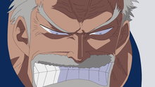 One Piece 480: (Sub) Each On Different Paths! Luffy Vs. Garp!