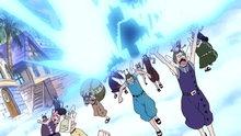 One Piece 186: Capriccio for Despair! the Impending Doom of Sky Island!