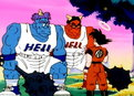 Dragon Ball Z: (Sub) Goz and Mez