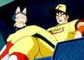 Dragon Ball Z: (Sub) A New Friend