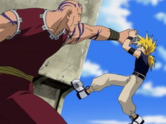 Captain Ginta and Gargoyle vs. Garon!! image