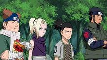 Naruto Shippuden 195: Team 10's Teamwork