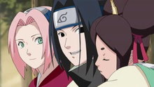 Naruto Shippuden 196: Drive Towards Darkness
