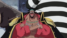 One Piece 485: Ending the Matter! Whitebeard Vs. the Blackbeard Pirates!