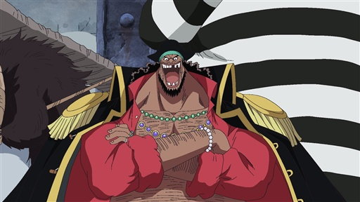 Ending the Matter! Whitebeard Vs. the Blackbeard Pirates!