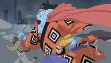 One Piece 486: (Sub) The Show Begins! Blackbeard's Plot Is Revealed!