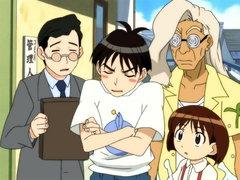The Strange Neighbor Sayuri image