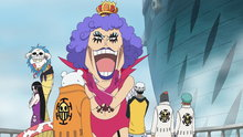 "One Piece 490: (Sub) Mighty Leaders Face Each Other Down! Heralding the ""New Era""!"
