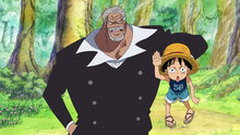 One Piece 493: (Sub) Luffy and Ace! the Story of How the Brothers Met!