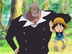 (Sub) Luffy and Ace! the Story of How the Brothers Met! image