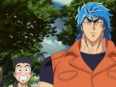 (Sub) The Undiscovered Giant Beast! Toriko, Capture a Gararagator! image