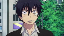 Blue Exorcist 1: The Devil Resides in Human Souls