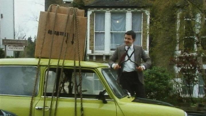 Watch Mr Bean Episodes Season 1 Tv Guide