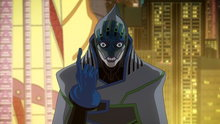 Tiger & Bunny 7: The Wolf Knows What the Ill Beast Thinks.