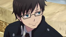 Blue Exorcist 5: A Boy from the Cursed Temple