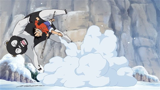 (Sub) Luffy Becoming an Apprentice?! a Man Who Fought Against the King of the Pirates!