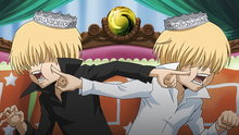 Reborn! 138: Twin Princes