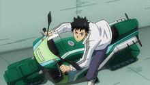 Reborn! 161: Airbike