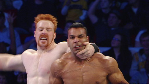 Sheamus vs. Jinder Mahal